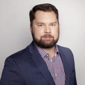 Salesman Priit-Risto Lunden